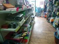 Shop shelving for sale