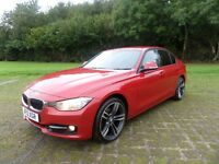 2012 BMW 320D SPORT AUTOMATIC **1 OWNER FROM NEW** FINANCE AVAILABLE**