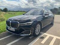 BMW 730Ld High Specs