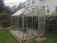 Greenhouse 8x6ft