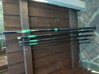 Shakespeare fishing pole 6m