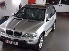 BMW X5 3.0 AUTO PETROL