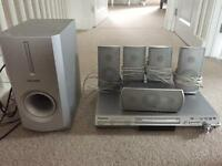 Panasonic dvd home theatre sound system SA-HT330