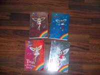 Fairy rainbow magic books Christmas / xmas special editions Holly ,Paige ,Chrissie , Gaberilla