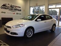 2013 Dodge Dart Limited Navigation Leather Loaded Alloy Wheels L