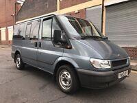Ford Transit 2004 2.0 TD Tourneo Bus 5 door (9 Seat) NO VAT, 8 SEATER, BARGAIN