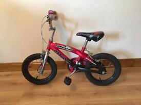 "Boys bicycle 14"" wheel"