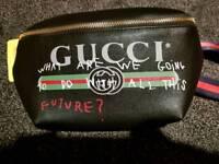 Gucci gg waist Fanny bum bag pouch