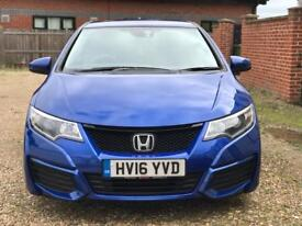 Honda Civic 1.4 i-VTEC S Hatchback 5dr