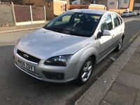 Ford Focus 1.6 petrol manual drives perfect quick sale