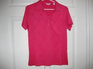 CALLAWAY LADIES GOLF SHIRT    SIZE M London Ontario image 1