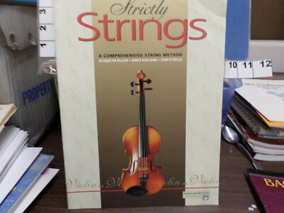 16859 Strictly Strings Violin Book 3 Alfred Publishing Co