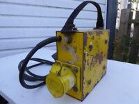 110v transformer Portable - 100% working condition