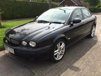 Jaguar x- type sports Diesel 2007 / 07