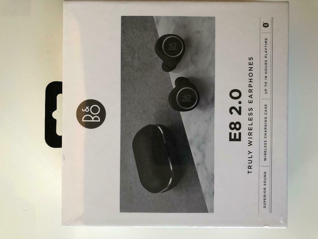 e9f216d7f1fcc4 Bang & Olufsen Beoplay E8 2.0 True Wireless Bluetooth In-Ear Headphones  with Mic/Remote