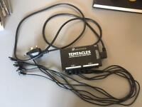 Nemphasis Tentacles Power Supply for guitar pedals