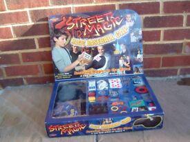 Street Magic magic set – suit age 8yrs+