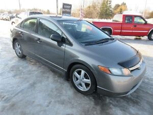 2008 Honda Civic BESOIN DE FINANCEMENT? NOUS SOMMES LÀ!
