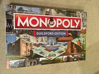 Monopoly : Guildford edition. BRAND NEW!!