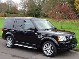 2011 Land Rover Discovery 4 3.0 TD V6 HSE 4X4 5dr - NEW MOT - HUGE SPECIFICATION