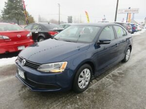 2014 Volkswagen Jetta Sedan Trendline+-Heated Seats