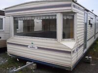 Willerby Jubilee 30x10 FREE DELIVERY 2 Bedrooms 2 bathrooms choice of offsite statics