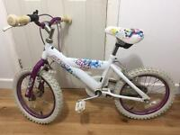 Huffy girls 16inch bike, very good condition