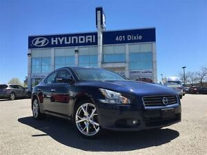 2012 Nissan Maxima SV SPORT  LEATHER BACK-UP CAM HTD SEATS SUNRO