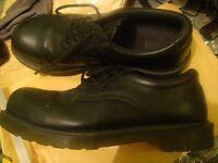 Dr Marten safety shoes