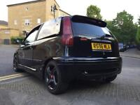 Fiat Punto gt with 2.0 16v Turbo from fiat coupe 200+ bhp