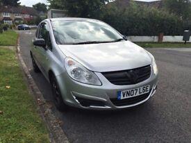 Vauxhall Corsa 1.2 i 16v Life 3dr+FSH+HPI CLEAR+1YEAR MOT+Recently serviced