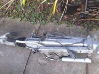 Bradley 900 A-FRAME towbar.