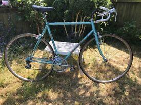 Vintage Peugeot Racing Bicycle