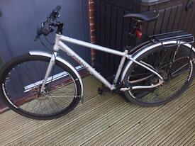 Pinnacle lithium 3 hybrid ladies bike for sale £180