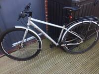 Pinnacle lithium 3 hybrid ladies bike for sale £200