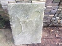 Vitorian Slabs 4sq meters total various sizes £60
