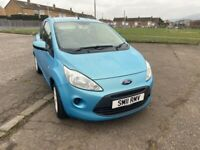 Ford Ka Edge 1.2 Petrol low mileage plus full year MOT (feb 22) and Road tax only £30/y