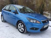 FORD FOCUS 1.6 ZETEC 100 FULL MOT NO ADVISORIES FULL SERVICE HISTORY IMMACULATE