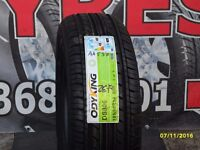 AA537. 185/60/14 82H ODYKING - NEW TYRES