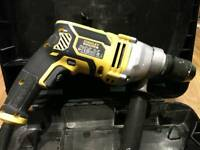 Hammer drill and cordless drill