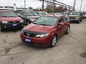 2010 Kia Forte EX - Certified and etested!