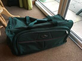 2 x suitcase