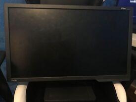 BenQ 144hz monitor xl2411 unboxed