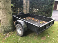 FREE Trailer for Spares or Repair
