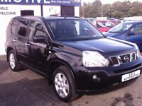 NISSAN X-TRAIL SPORT EXPEDITION DCI M.O.T/WARRANTY (FINANCE AVAILABLE)