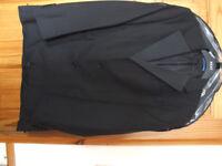 NEXT Black Dinner Suit
