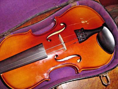 Vintage (Pre-1980) - Old Violin Case