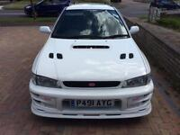 Subaru STI V3 Wagon Jap Modified Low Mileage Scooby