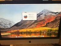 Apple iMac 5k 27inch 5k 3.2ghz i5