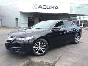 2015 Acura TLX TECH | ONEOWNER | NOACCIDENTS | NAVI | LEATHER |